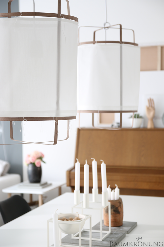 Lampe selber bauen I DIY Lampe I Raumkroenung.de