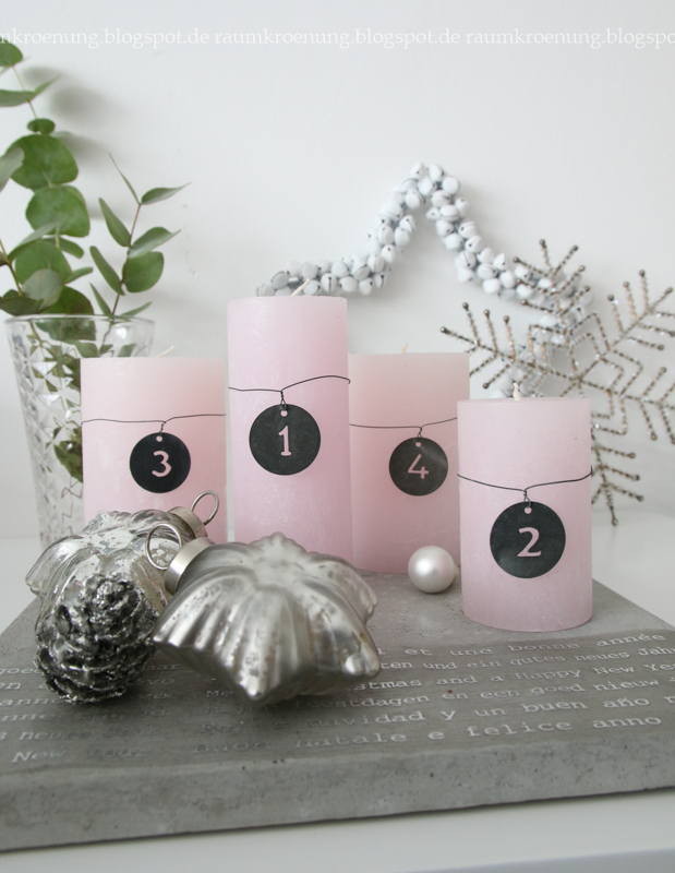 Adventskranz-Alternative-schnelles-DIY-schnelle-Idee-Advent-Scandi-Look-Betonsterne-Geschenkband