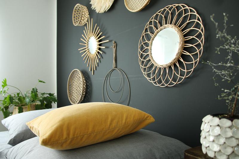 Boho-Schlafzimmer-einrichten-Einrichtungsideen-Schlafzimmerideen-Stylingidee-Styling-Interior